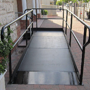 temporary ramp hire